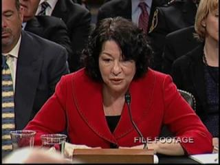 Sotomayor wins Committee approval