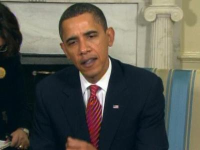 Obama praises Afghanistan run-off