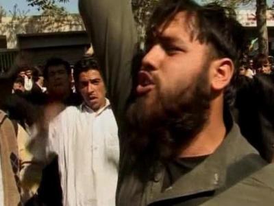 Afghan protests over Koran burning