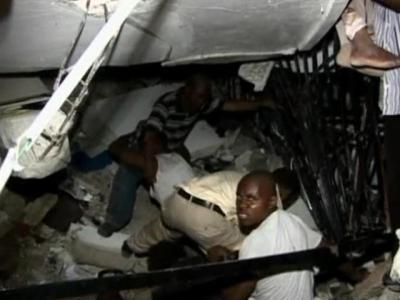 Haiti quake rescue escalates