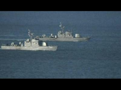 Search continues for S.Korean sailors