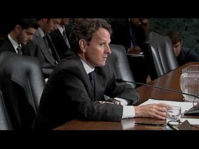 Geithner patient on China reform
