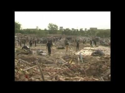 20 dead in Pakistan barracks blast
