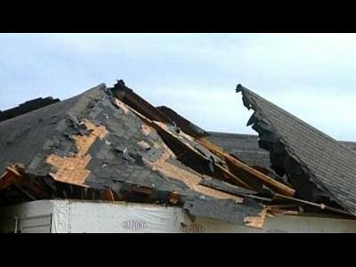 Storm front ravages Midwest