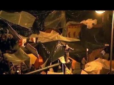 Egypt braces for Mubarak news