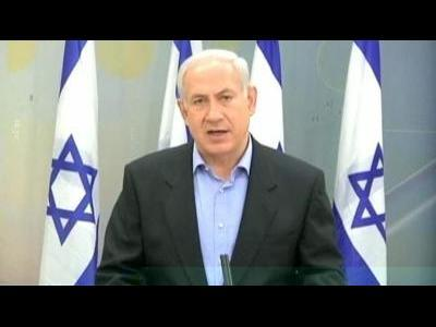 Netanyahu blames Palestinian incitement for ...