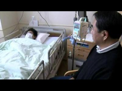 Japan teen speaks of survival