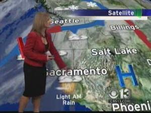 Neda's Thanksgiving Forecast - Nov. 26, 2009