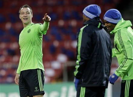 Chelsea''s John Terry