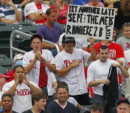 Philadelphia Phillies Fans