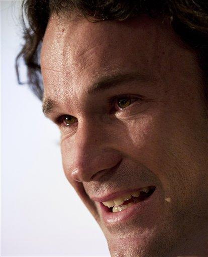 Former French Open Champion Carlos Moya Is