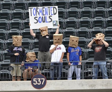 New York Mets' Fans