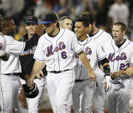 Tejada! Clutch! Mets Win 4-3