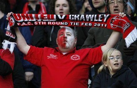 A Crawley Town Fan Looks