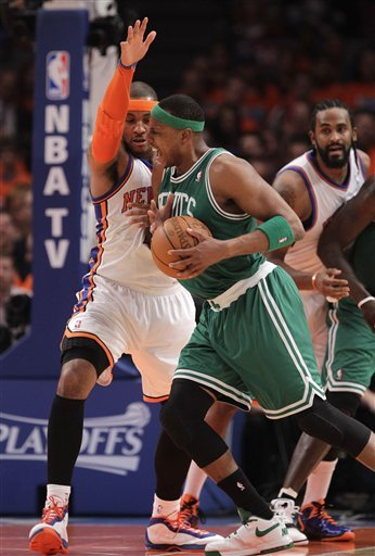 Celtics hold on to complete sweep of Knicks! Ap-26842bf79c5a4e8b9d934b638298cec7