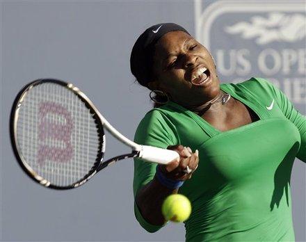 Serena Williams, Of The United States, Returns