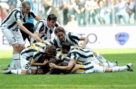 Juventus Get in
