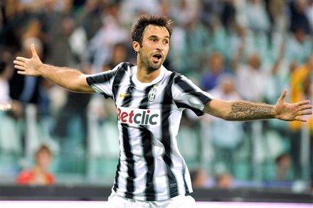 Juventus Mirko Vucinic