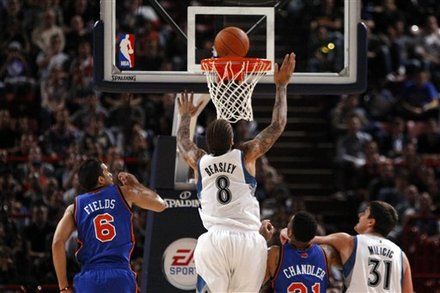 Minnesota Timberwolves Michael Beasley, Center, Scores