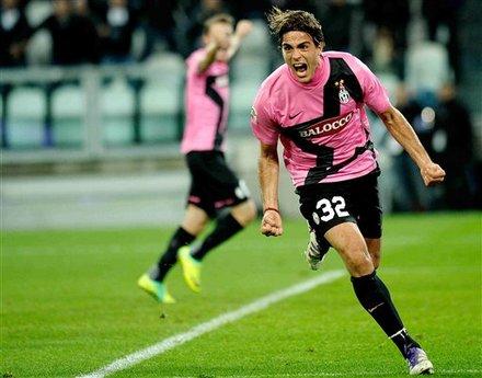 Juventus Matri Fiorentina