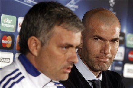 Special Adviser To Real Madrid''s