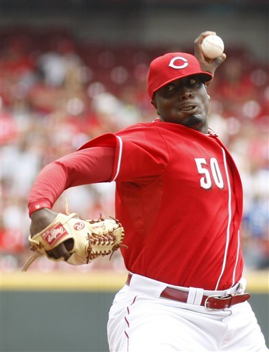 Dontrelle Willis had forearm soreness today