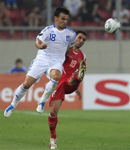Sotiris Ninis Of Greece, Left, Fights