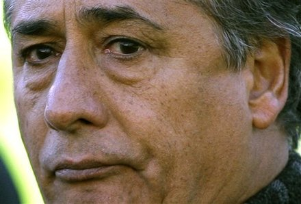 Juan Jose Lopez, Coach Of River Plate, Gestures