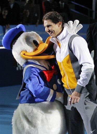 Spain's Rafael Nadal Is