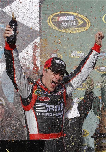 jeff gordon phoenix win. last time Jeff Gordon won