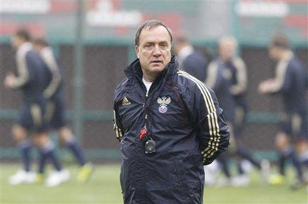 Адвокат подаст в отставку в случае невыхода России на Евро-2012.