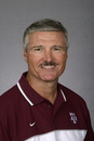 In this Aug. 13, 2004 photo provided by Texas A&M, defensive coordinator Carl Torbush is shown. Torbush was fired on Monday, Nov. 28, 2005, head coach Dennis Franchione announced in an e-mail.