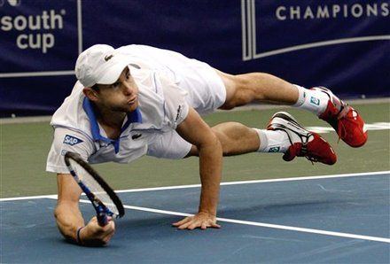 Andy Roddick Watches