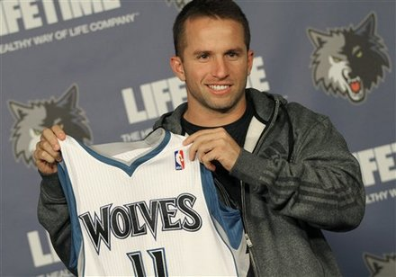 Will Barea be healthy enough to help Minnesota try to knock off the defending champs?