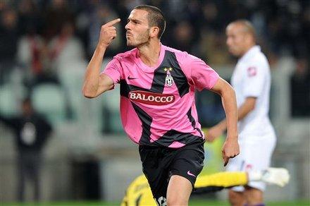 Juventus Bonucci Fiorentina