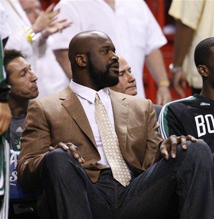 East finals bound: Miami ousts Boston, 97-87 Ap-201105111906687990856