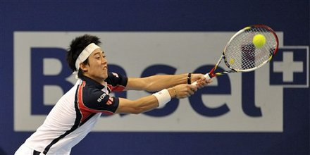 Japan's Kei Nishikori Returns