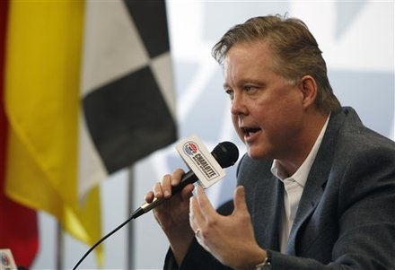 NASCAR CEO Brian France Speaks