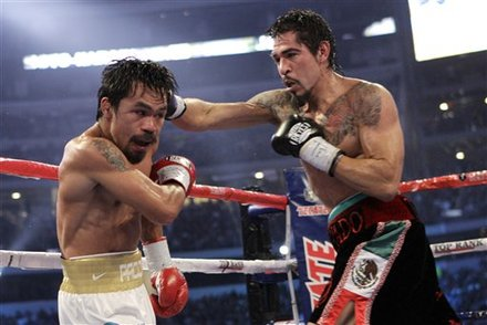Antonio Margarito, Right, Lands