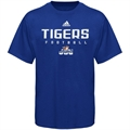 adidas Jackson State Tigers Royal Blue Sideline T-shirt