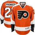 Reebok Chris Pronger Philadelphia Flyers Edge Premier Jersey - Orange