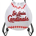 St. Louis Cardinals Baseball Drawstring Backpack