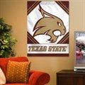 Texas State Bobcats 27'' x 37'' Vertical Banner Flag