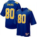 Nike Terrell Owens Tennessee Chattanooga Mocs # 80 Greats and Glory Replica Football Jersey - Royal Blue