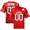 South Alabama Jaguars Personalized Fashion Football Jersey - Red