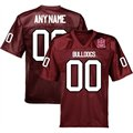 Alabama A&M Bulldogs Personalized Fashion Football Jersey - Maroon