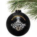 Boston Bruins 2011 NHL Stanley Cup Champions Black 2 5/8