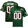 Mississippi Valley State Delta Devils Personalized Fashion Football Jersey - Forest Green