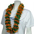 Green & Orange Lei