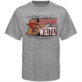 Lehigh Mountain Hawks Ash All About T-shirt